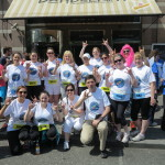 VLM's finishers: Womens Mini-Marathon 2013