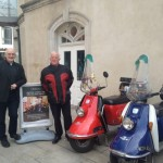 Donegal native, Fr Michael McCullagh CM will be one of the core bikers.